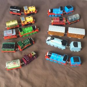 20 Thomas and Friends Diecast Train Lot